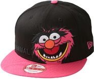 New era 2011 cap animal pink