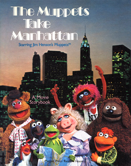 Image result for muppets take manhattan