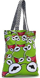 Disney store uk 2012 kermit tote bag