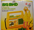 Big Bird cassette player/recorder (Daylin)