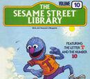 The Sesame Street Library Volume 10