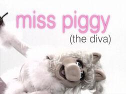Muppetism Miss Piggy diva