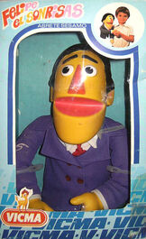 VICMA SESAME MUPPET GUY SMILEY