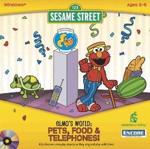 SSElmosWorldPetsFoodsPhonesCDROM