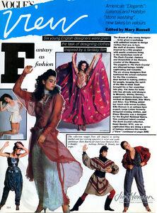 DC CC 7535 Vogue