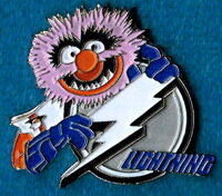 Hockey pin tampa bay lightning