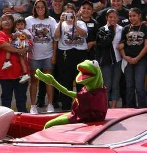 Kermit, Texas Parade
