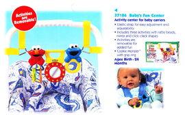 Tyco 1998 baby's fun center