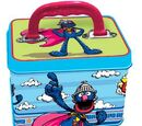 Sesame Street lunchboxes (Rix)