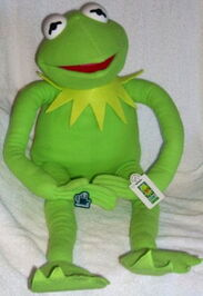 Applause giant kermit plush 32 inches