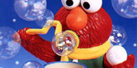 Bubble Blowing Elmo