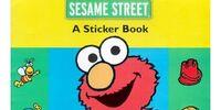 Sesame Street stickers (Mammoth)