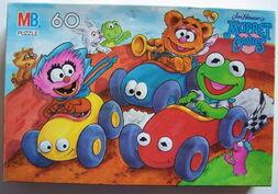 Mbabies milton bradley puzzle cars