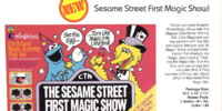 The Sesame Street First Magic Show