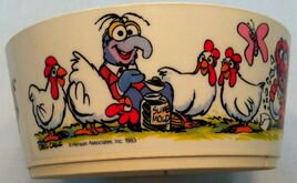Deka plastics 1983 muppet show bowl daryl cagle 5