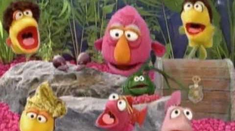 Sesame Street Telly's Aquarium