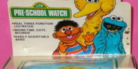 Sesame Street watches (LewCo)