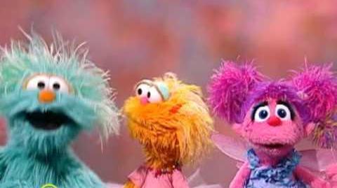 Sesame Street Because We're Friends