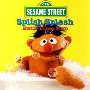 Splish Splash- Bath Time Fun (CD)