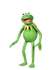 Kermit Action Figure
