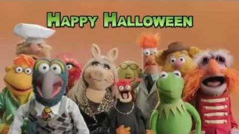 The Muppets Halloween Greeting