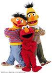 Bert, Ernie, Elmo