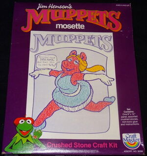 Craft master fundimensions 1982 piggy crafts kits 6