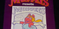 Muppet mosette craft kit