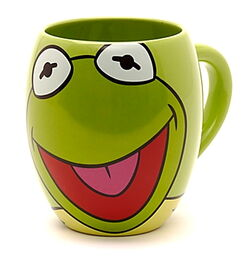 Muppets mug disney store uk kermit