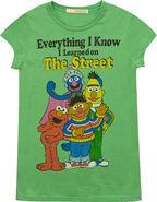 Tshirt-learnedonstreet
