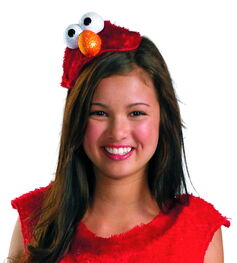 Disguise 2012 headband elmo