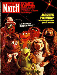Paris match april 1977