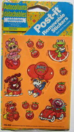 Postit 1990 mbabies stickers