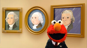 Elmo-Presidents