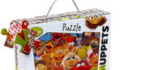 Muppet puzzles (Disney Store UK)