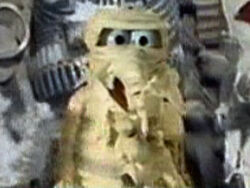 Gonzo.mummy