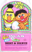 Paas 1990 easter coloring kit 1