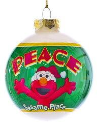 Sesame place ornament elmo
