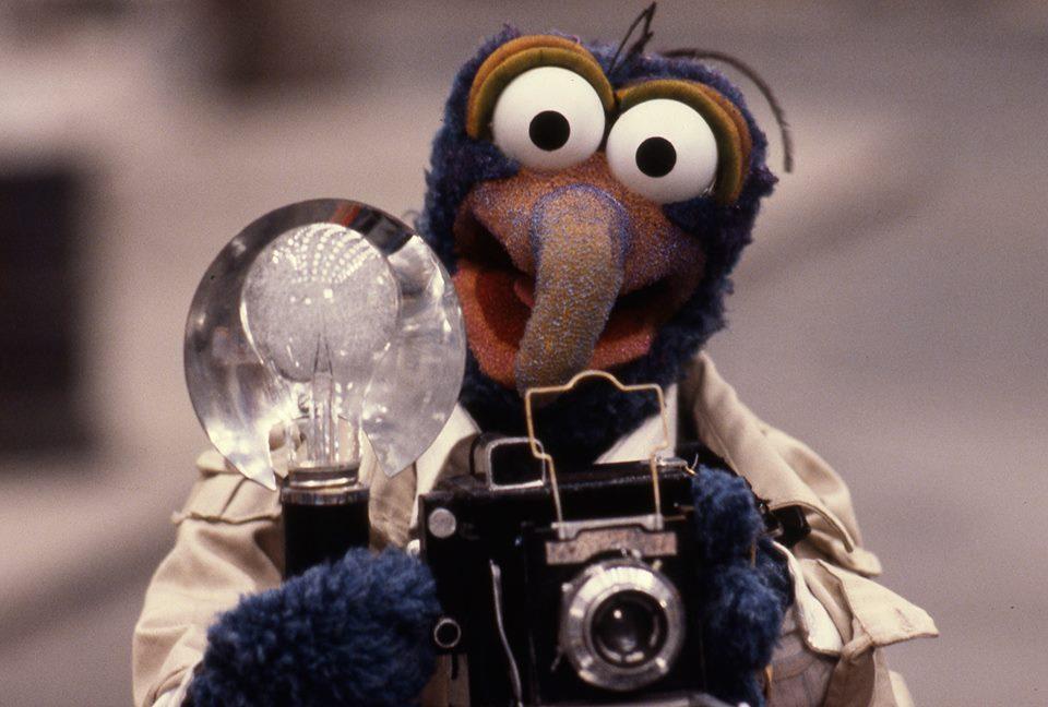Muppets Gonzo Gonzo Filmograp...