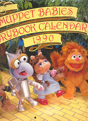 Calendar.babies1990