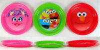 Sesame Street dinnerware (Jay Franco)