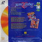 Muppet Babies Laserdisc Netherlands back