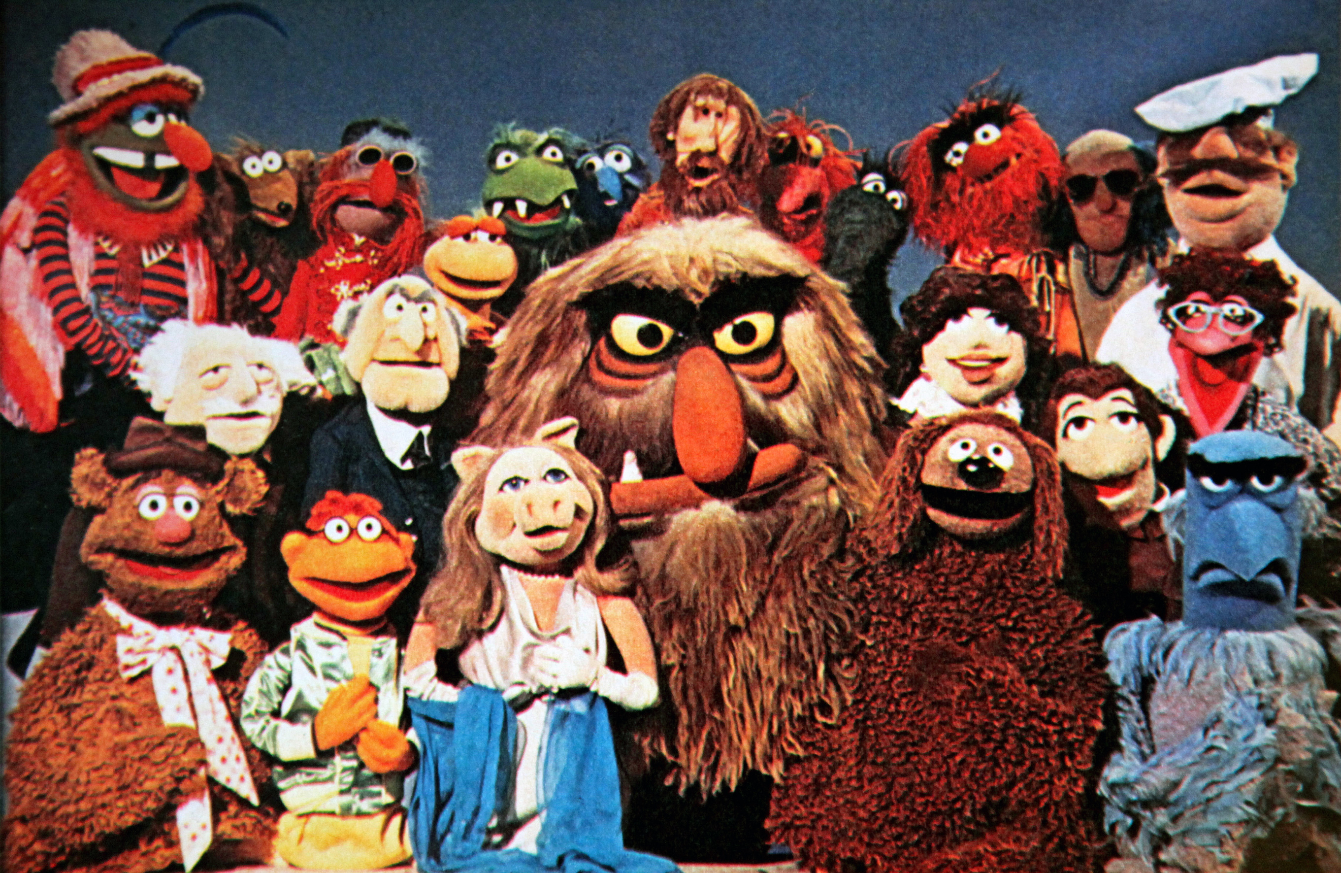 THE MUPPET SHOW – The Valorian Alliance