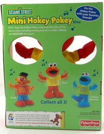 Mini hokey elmo 2