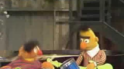 "Sesame Street Ray Charles Sings ""I Got A Song"" With Bert & Ernie"