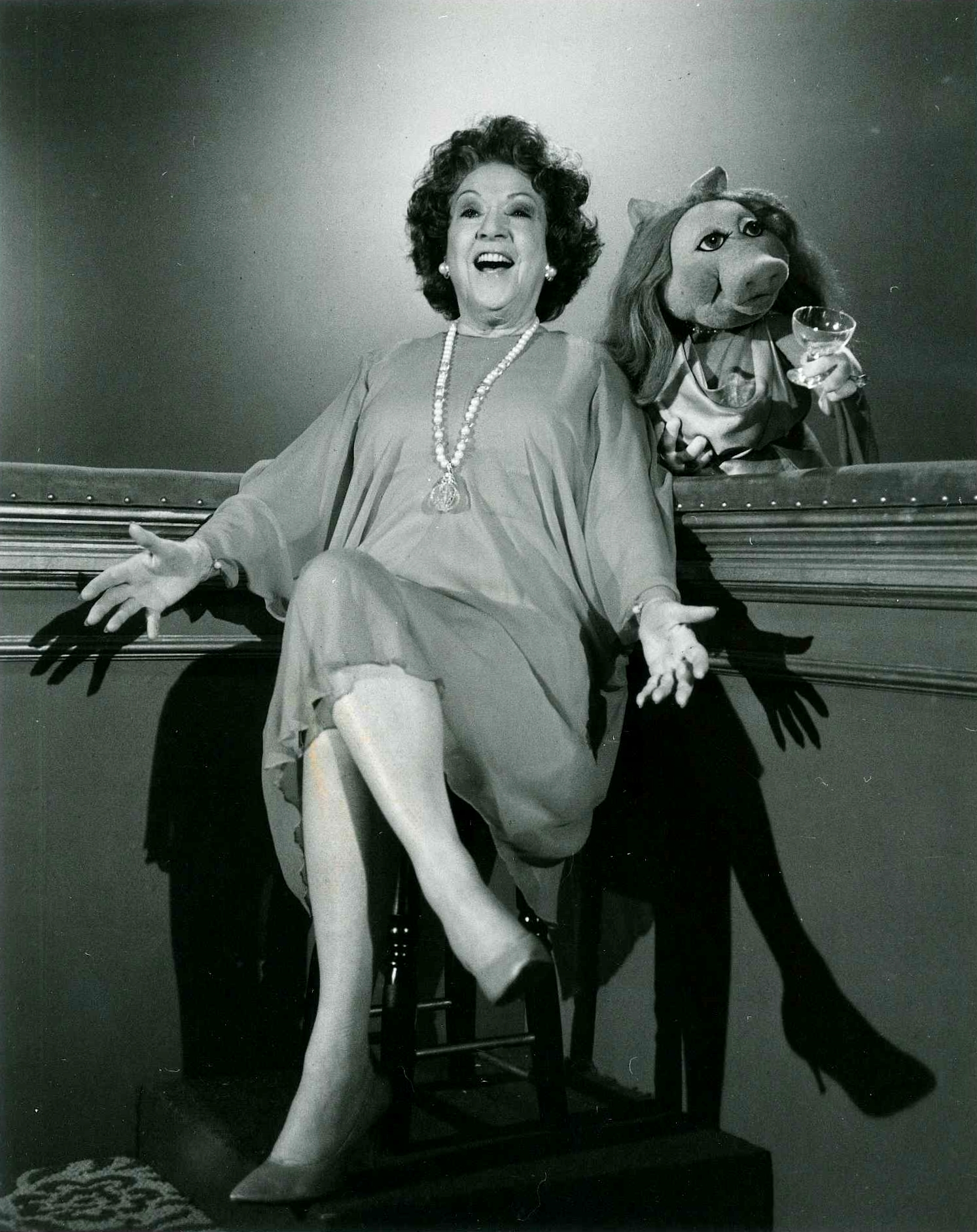 ethel merman no business