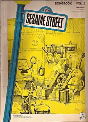 Sesame sheet music 2