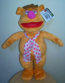 Australia 2012 disney plush large fozzie 45cm
