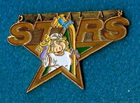 Hockey pin dallas stars