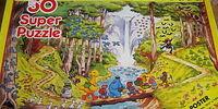 Sesame Street puzzles (Waddingtons)